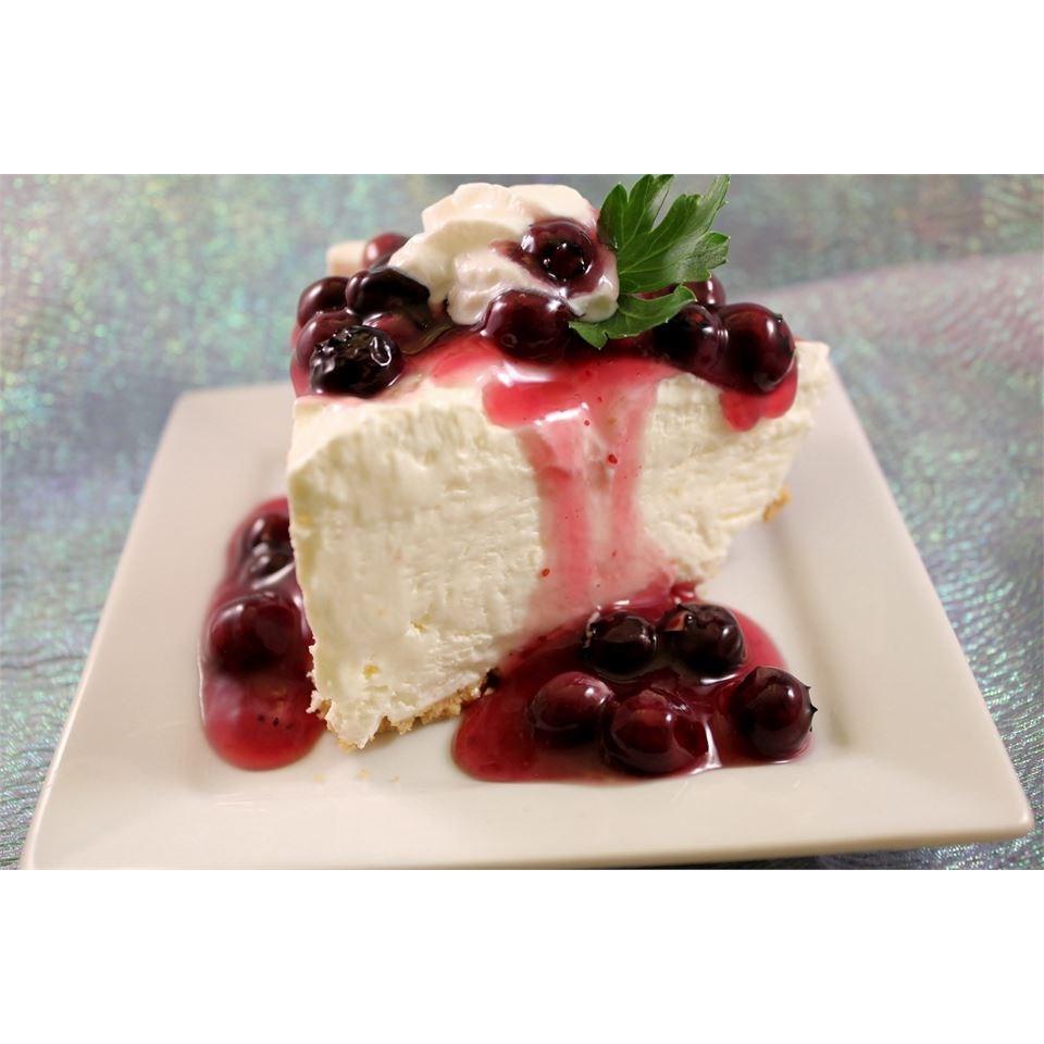 Fluffy Two Step Cheesecake II