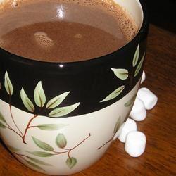 Drew's World Famous Triple Rush Hot Chocolate gapch1026