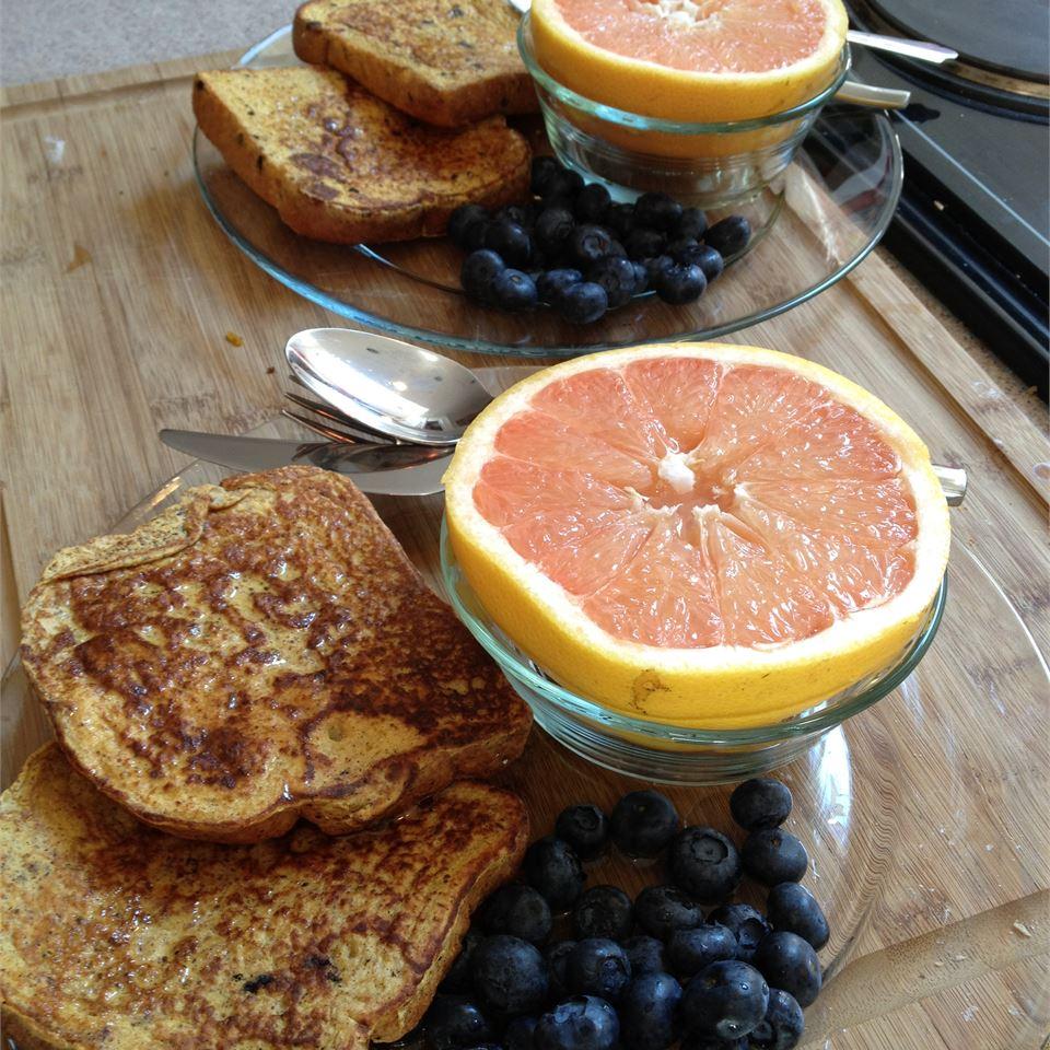 Pumpkin French Toast kristykk
