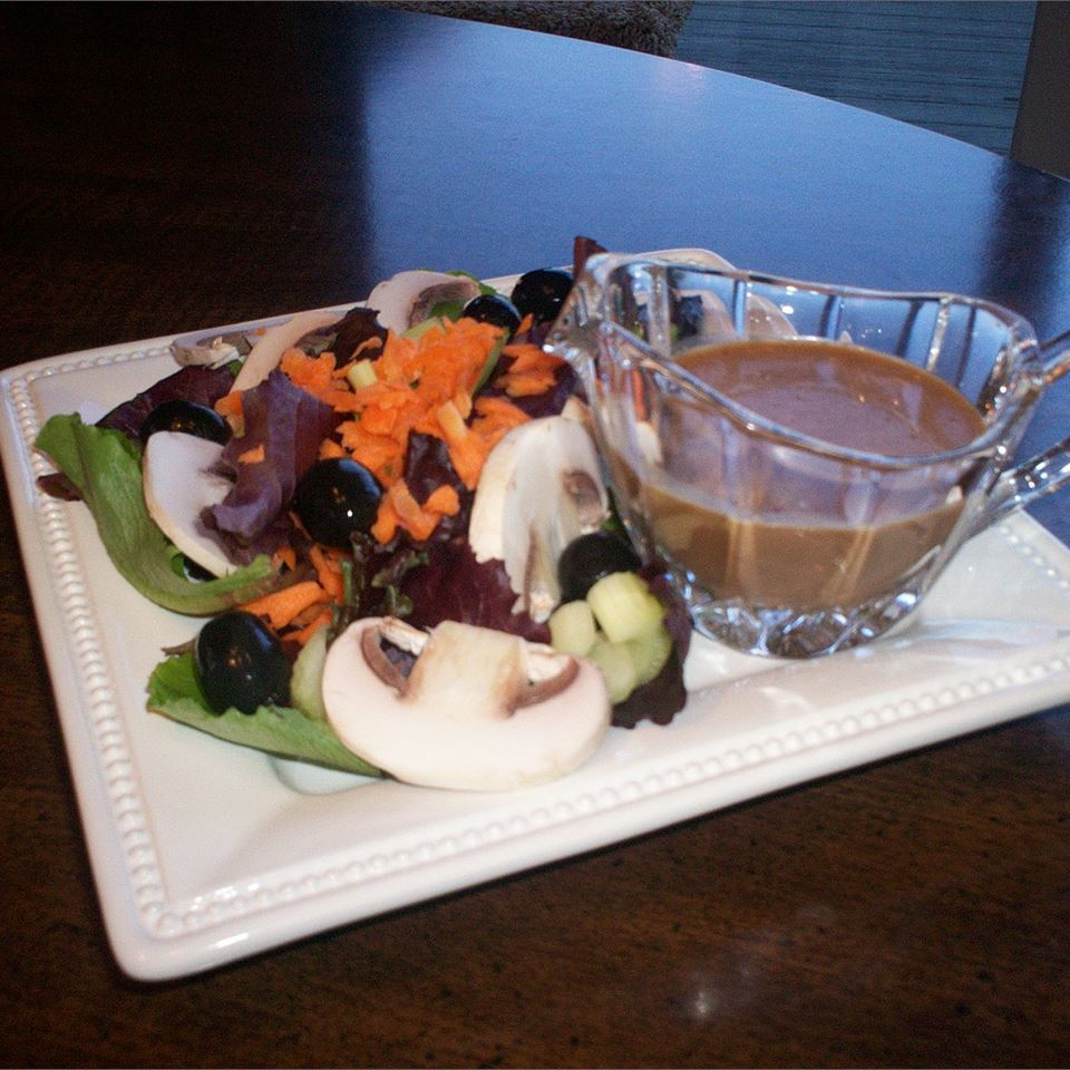 Honey Balsamic Vinaigrette