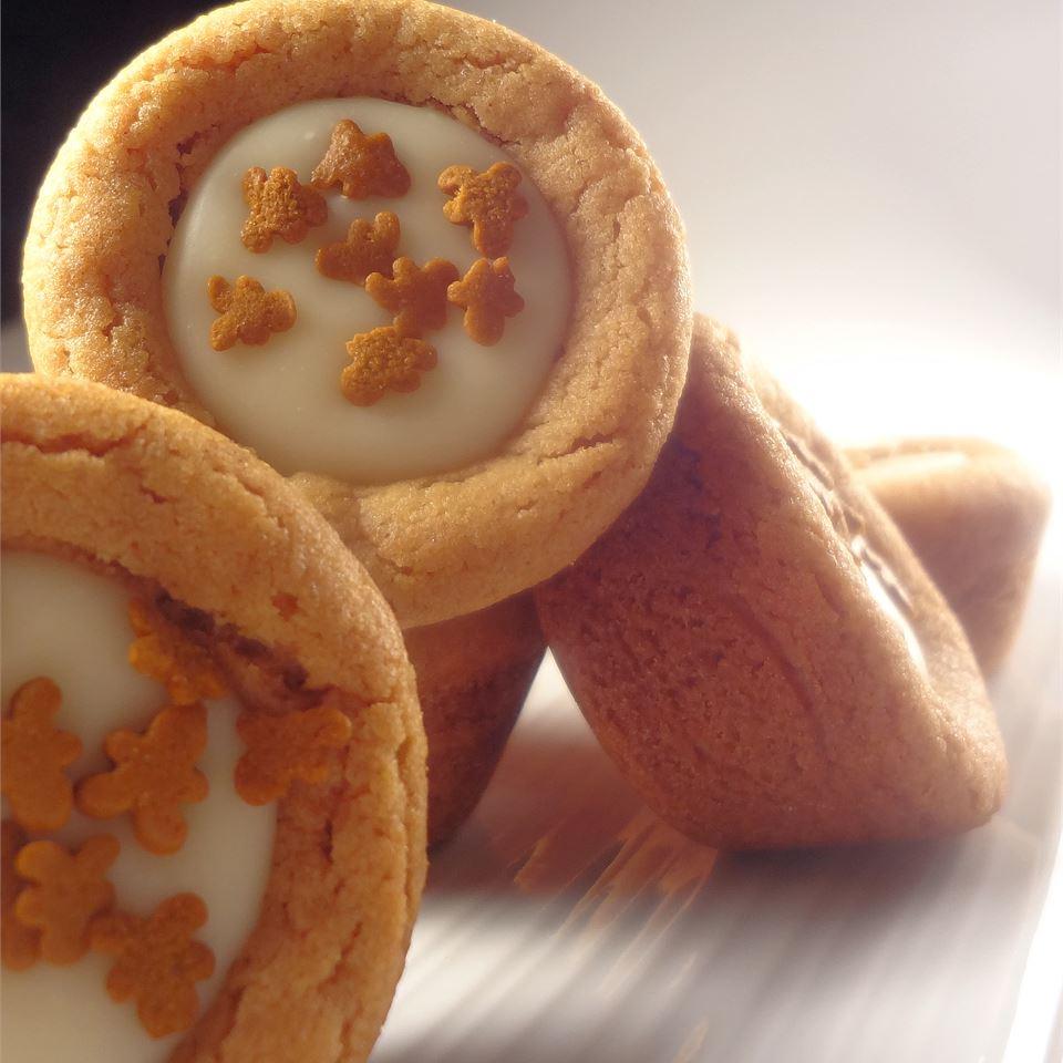 Big Soft Ginger Cookies Lori