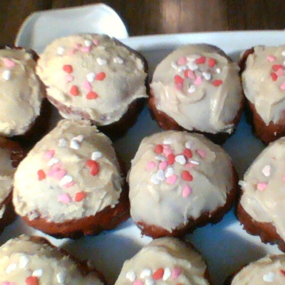 Chef John's Red Velvet Cupcakes