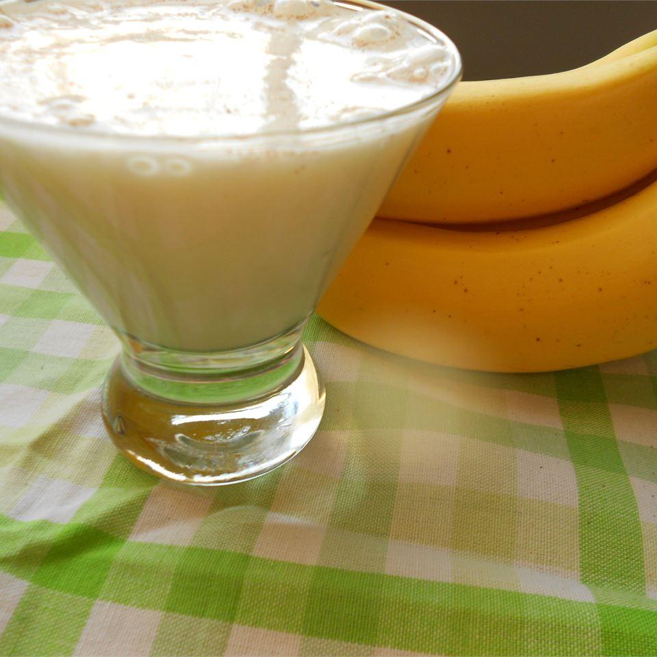 Banana Milk Drink Holiday Baker