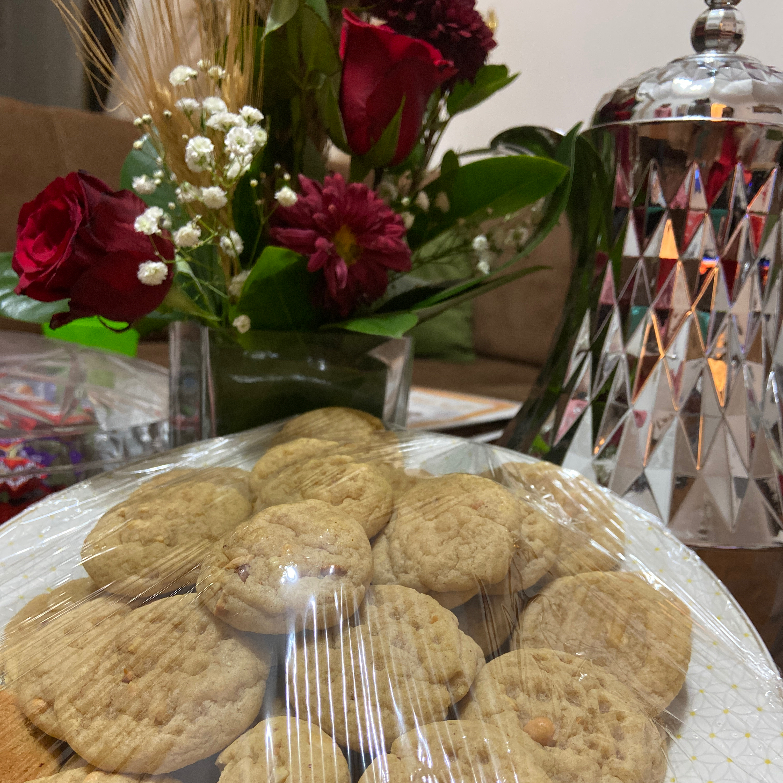 Classic Peanut Butter Cookies Suzan o