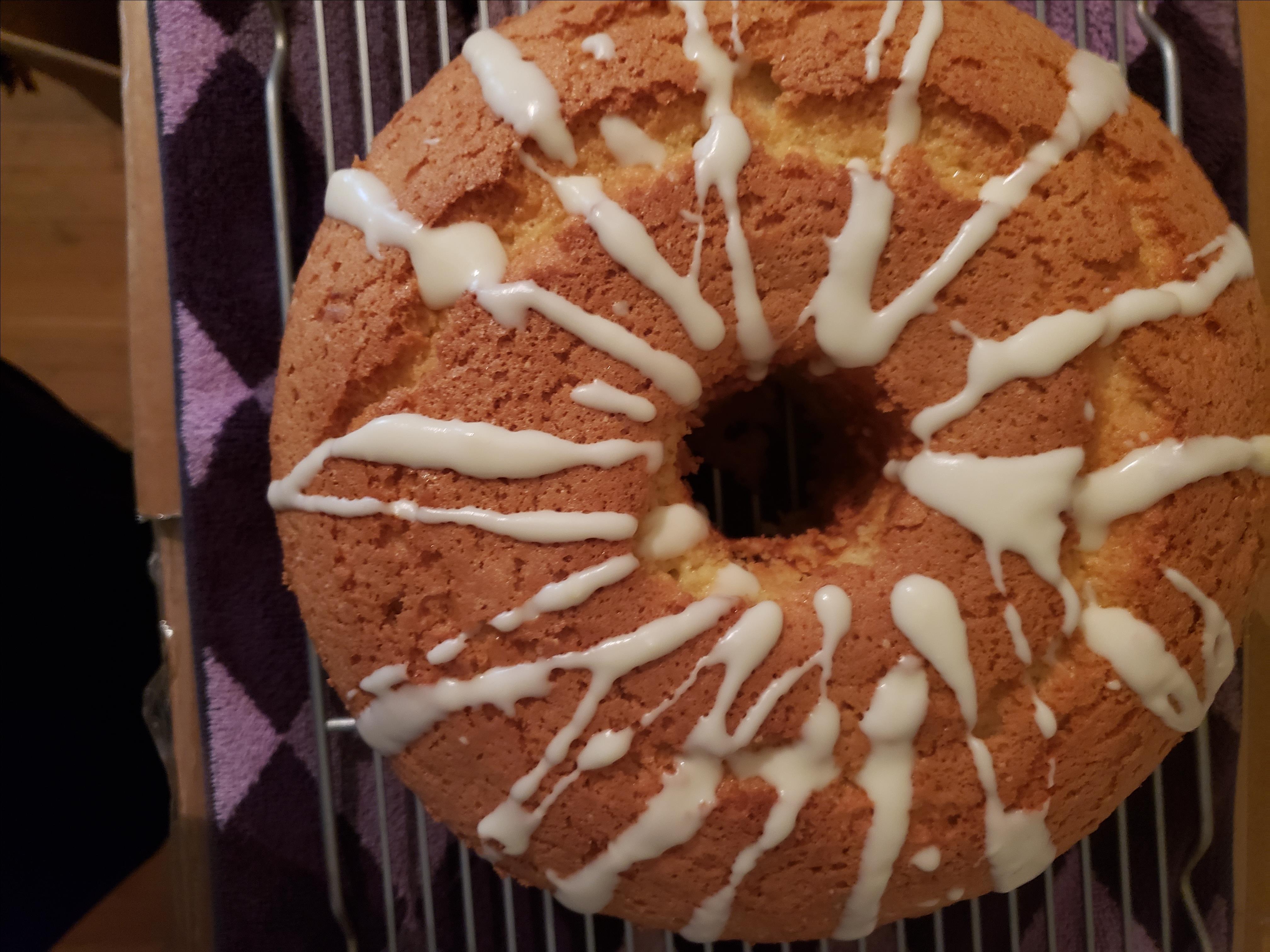 Coconut Chiffon Cake Marsia Hill
