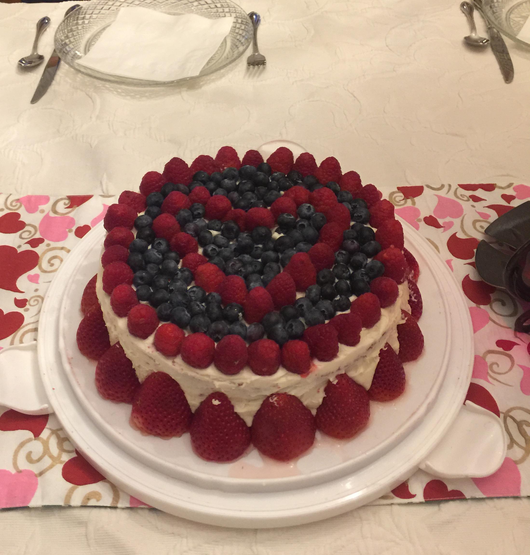 So Moist Red Velvet Cake keoki
