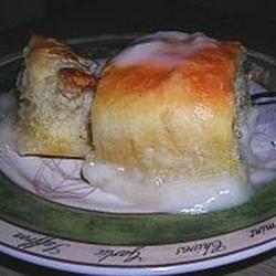 Pani Popo (Hawaiian Coconut Bread) Crystal