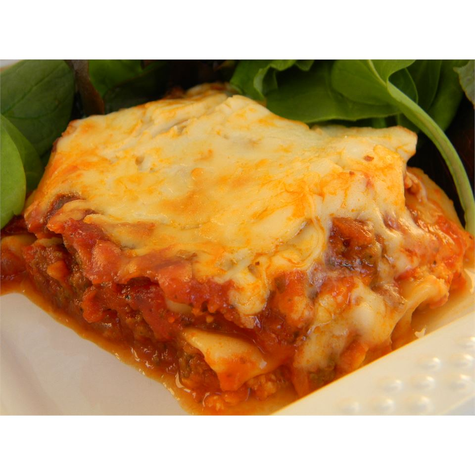 My Mom's Lasagna Rich Madigan