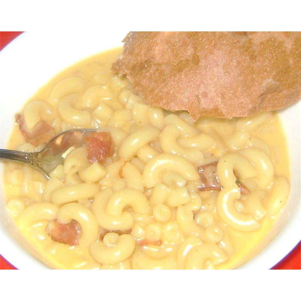 Mac and Cheese Soup Carrie C.