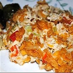 hot chicken salad i recipe