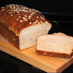 Bread Machine Honey-Oat-Wheat Bread Pam Ziegler Lutz