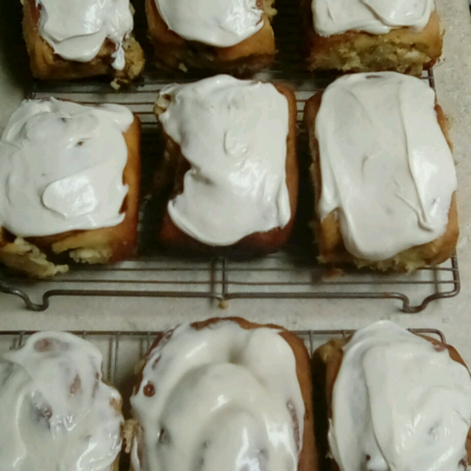 Rory's Guaranteed Rise Sourdough Cinnamon Rolls Cathie Carter Noble