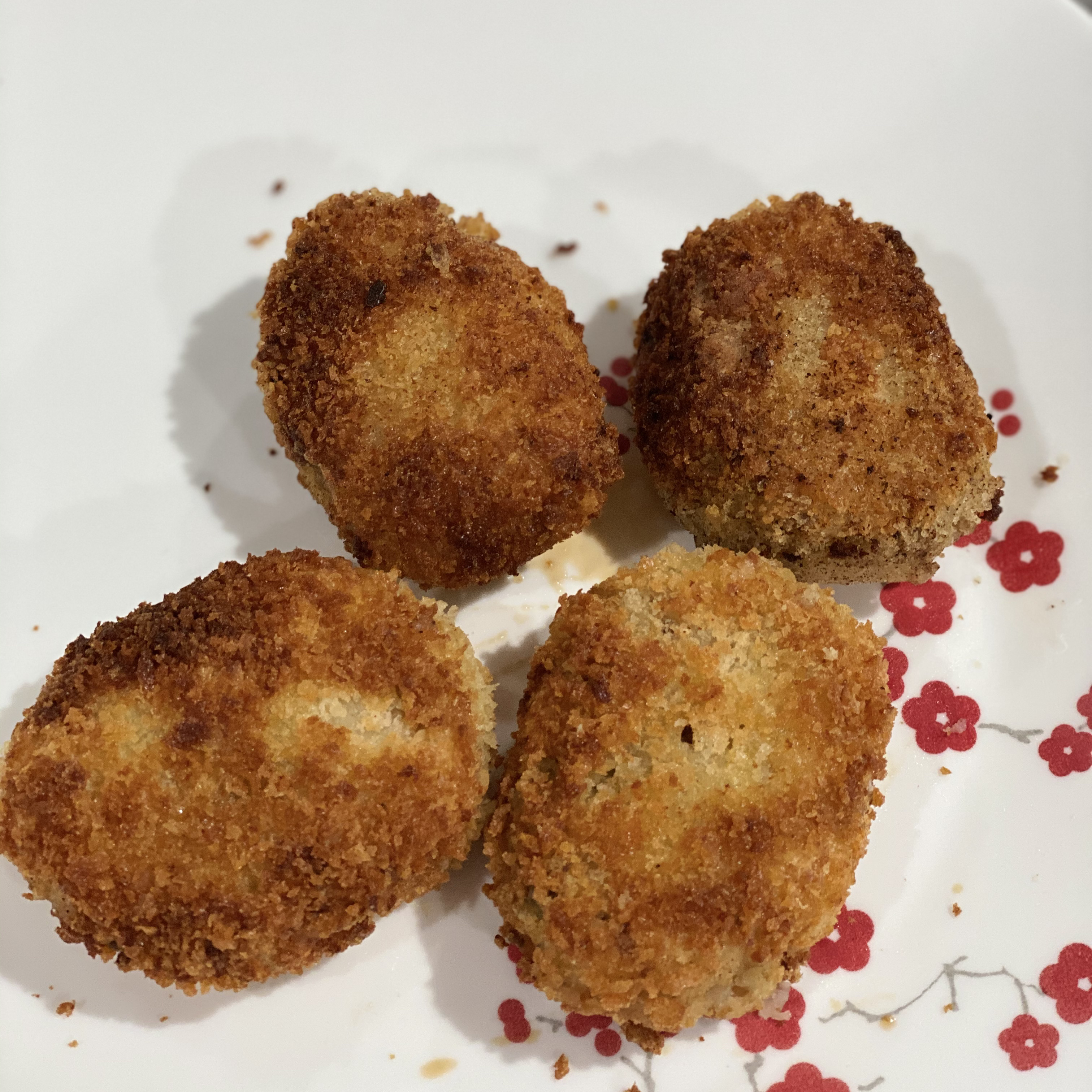 Yummylicious Japanese Beef Croquettes