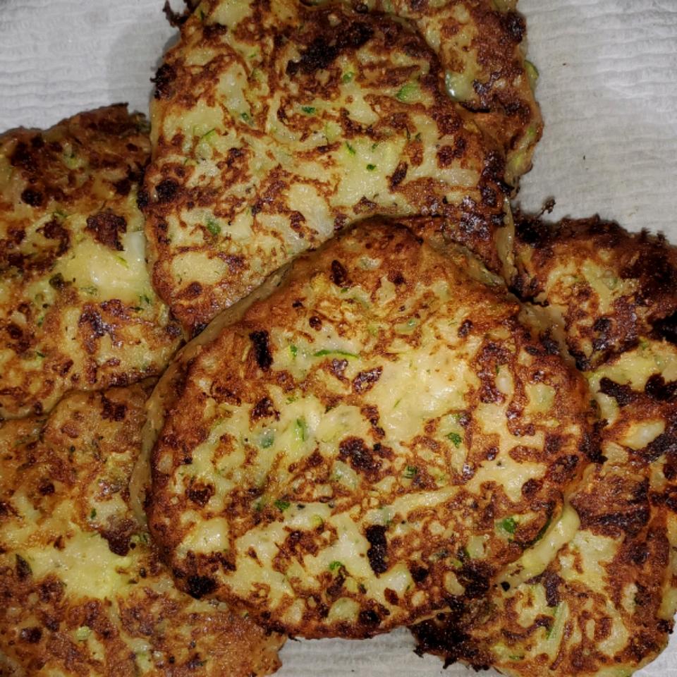 Zucchini Patties Quana