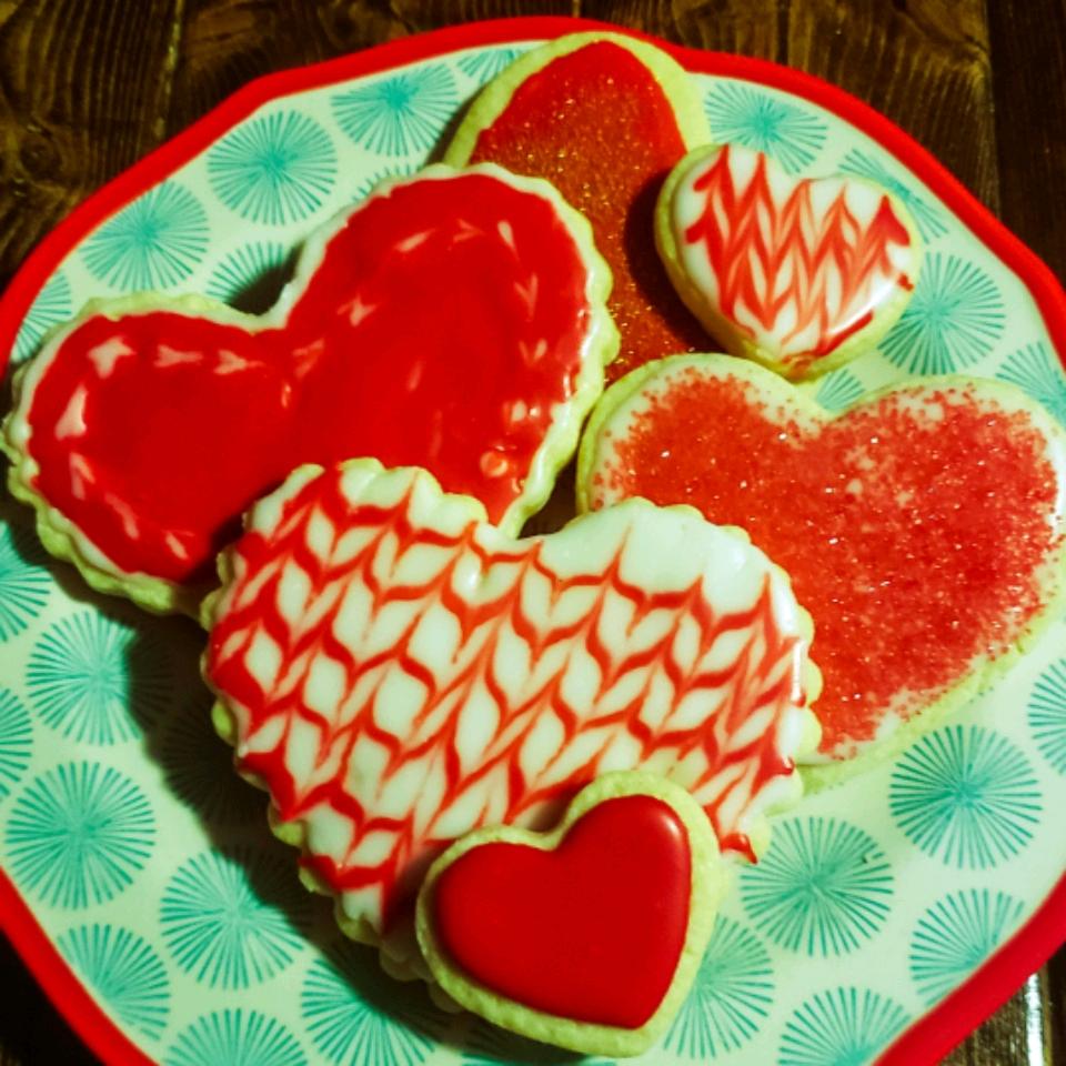 Sugar Cookie Icing Rebekah