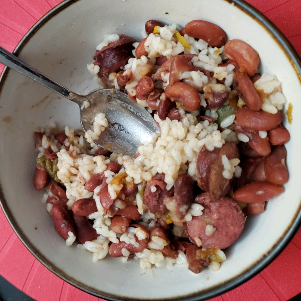 Instant Pot® Red Beans and Rice Timothy Kite