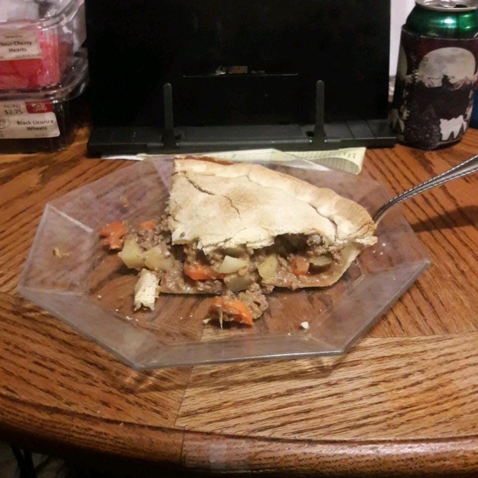 Tasty Meat Pie Michelle Seace Traino