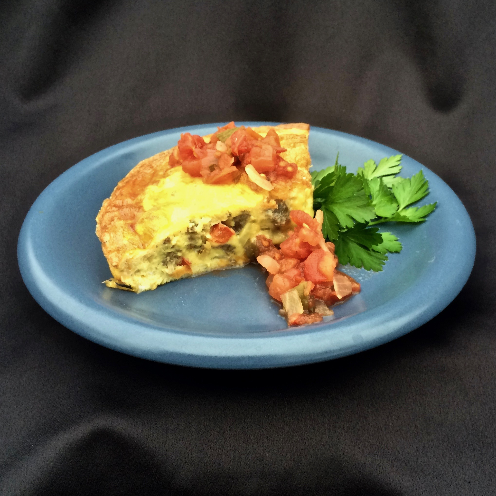 Air Fryer Frittata Bibi