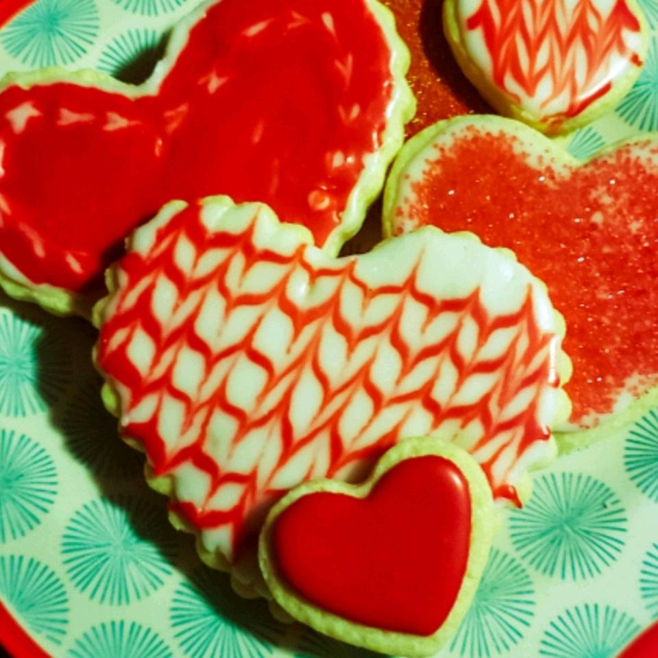 Basic Sugar Cookies - Tried and True Since 1960 Rebekah