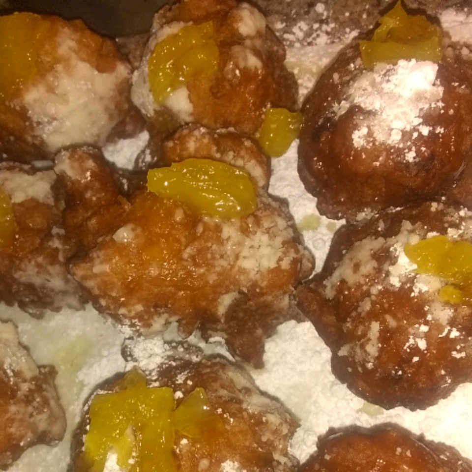 Pineapple Fritters Traciee Pollard