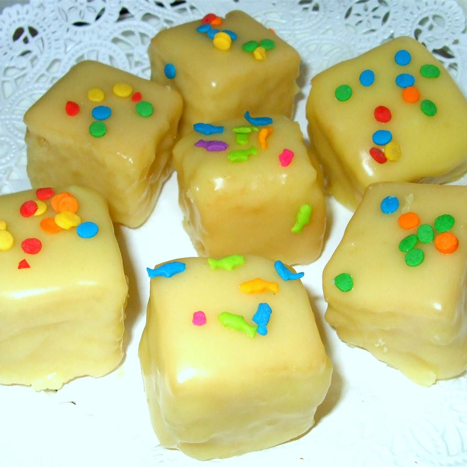 Grandmother's Pound Cake II Baricat