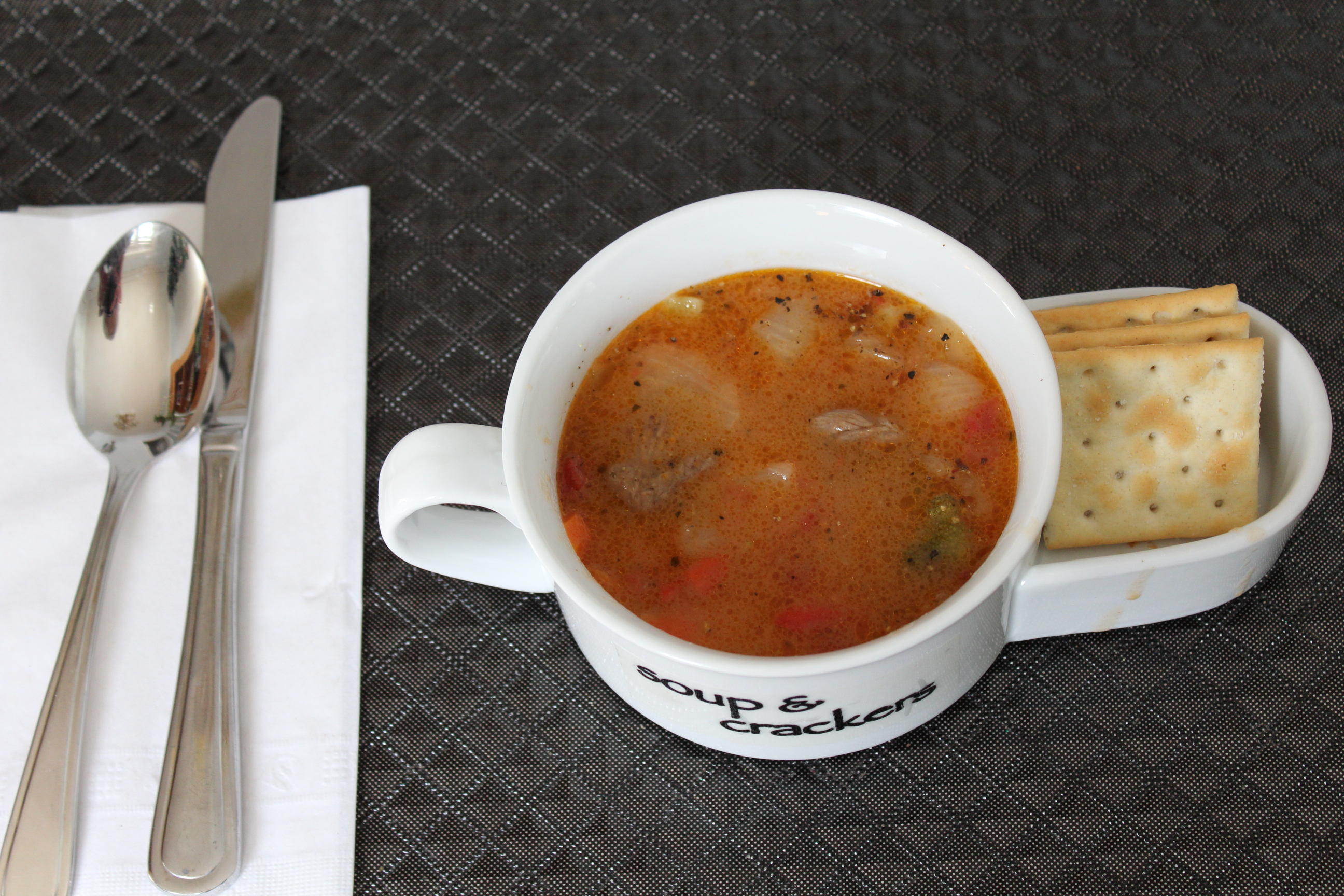Kansas City Steak Soup Chef Roger