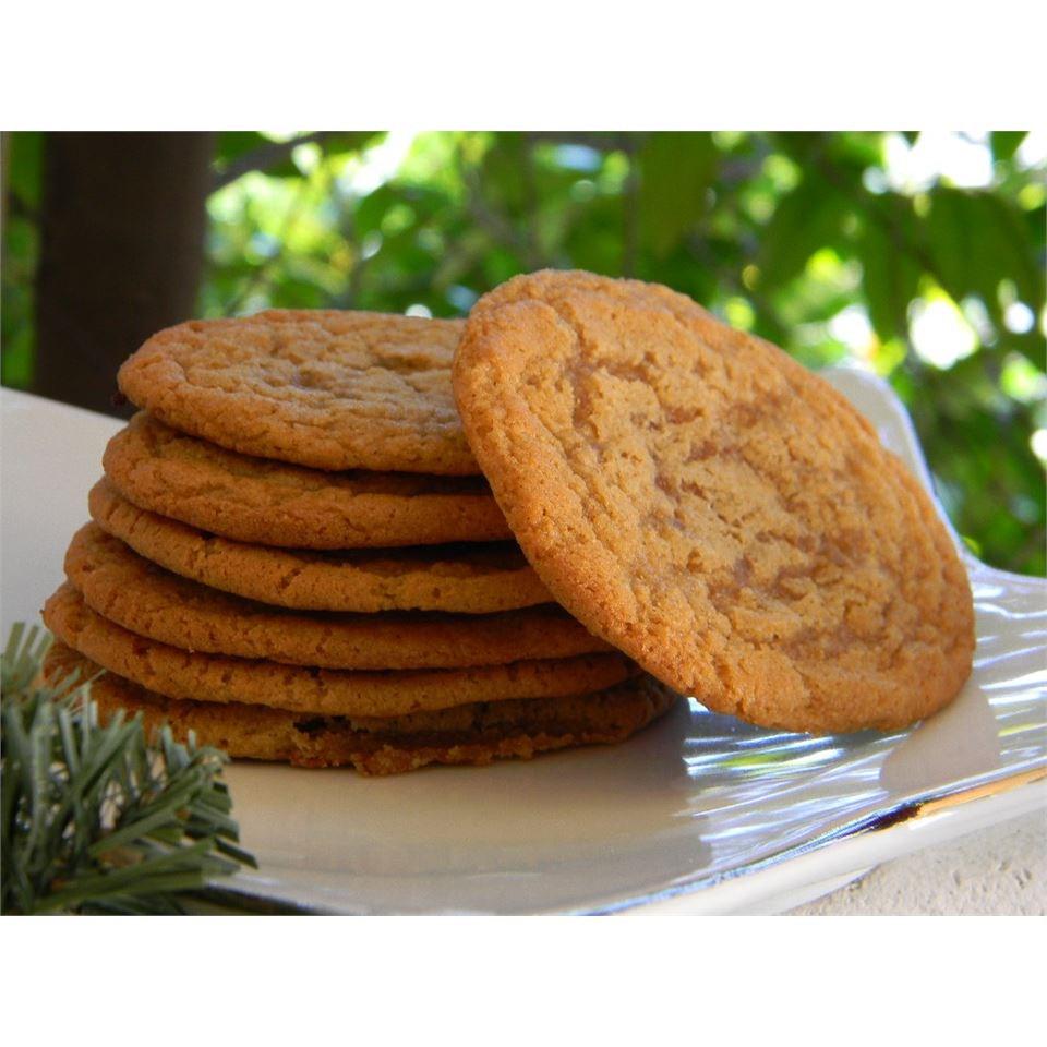 Easy Refrigerator Cookies