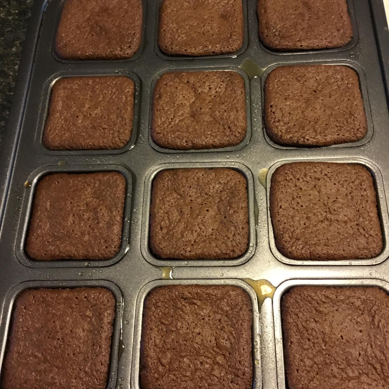 Gluten-Free Chocolate Chickpea Cupcakes Rab