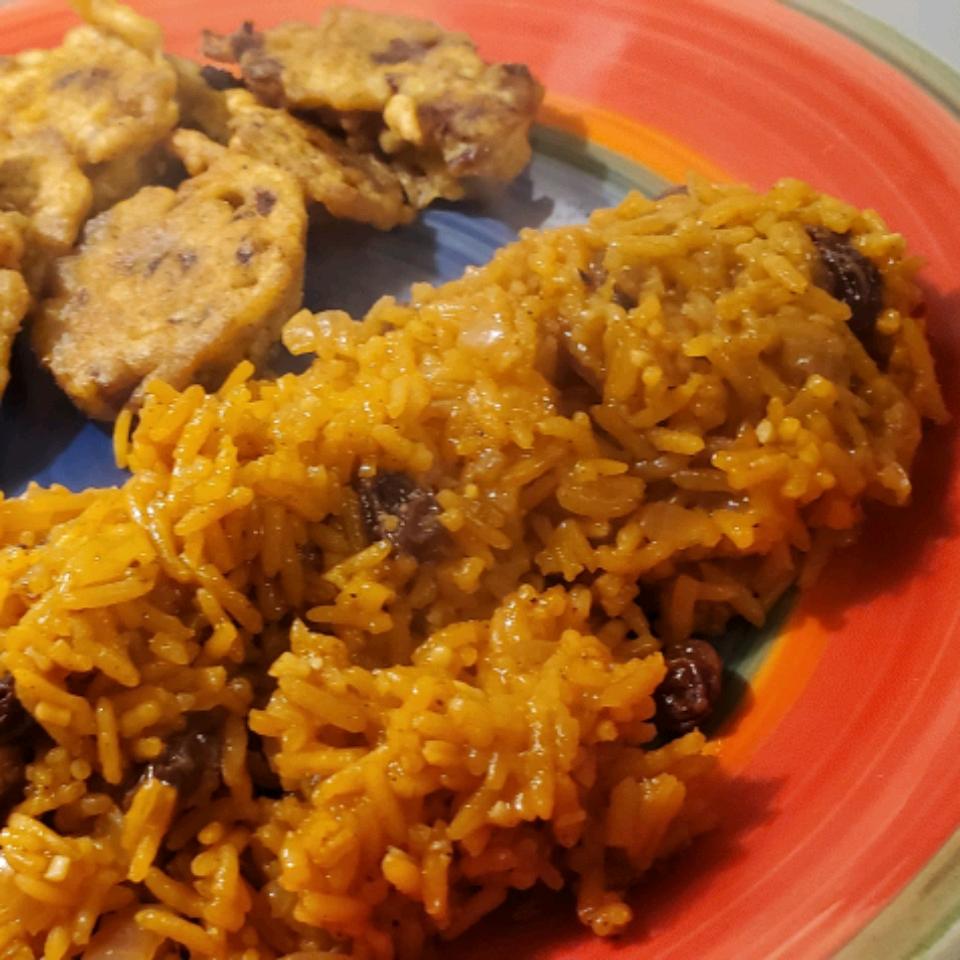Curried Brown Rice Kellye Strickland