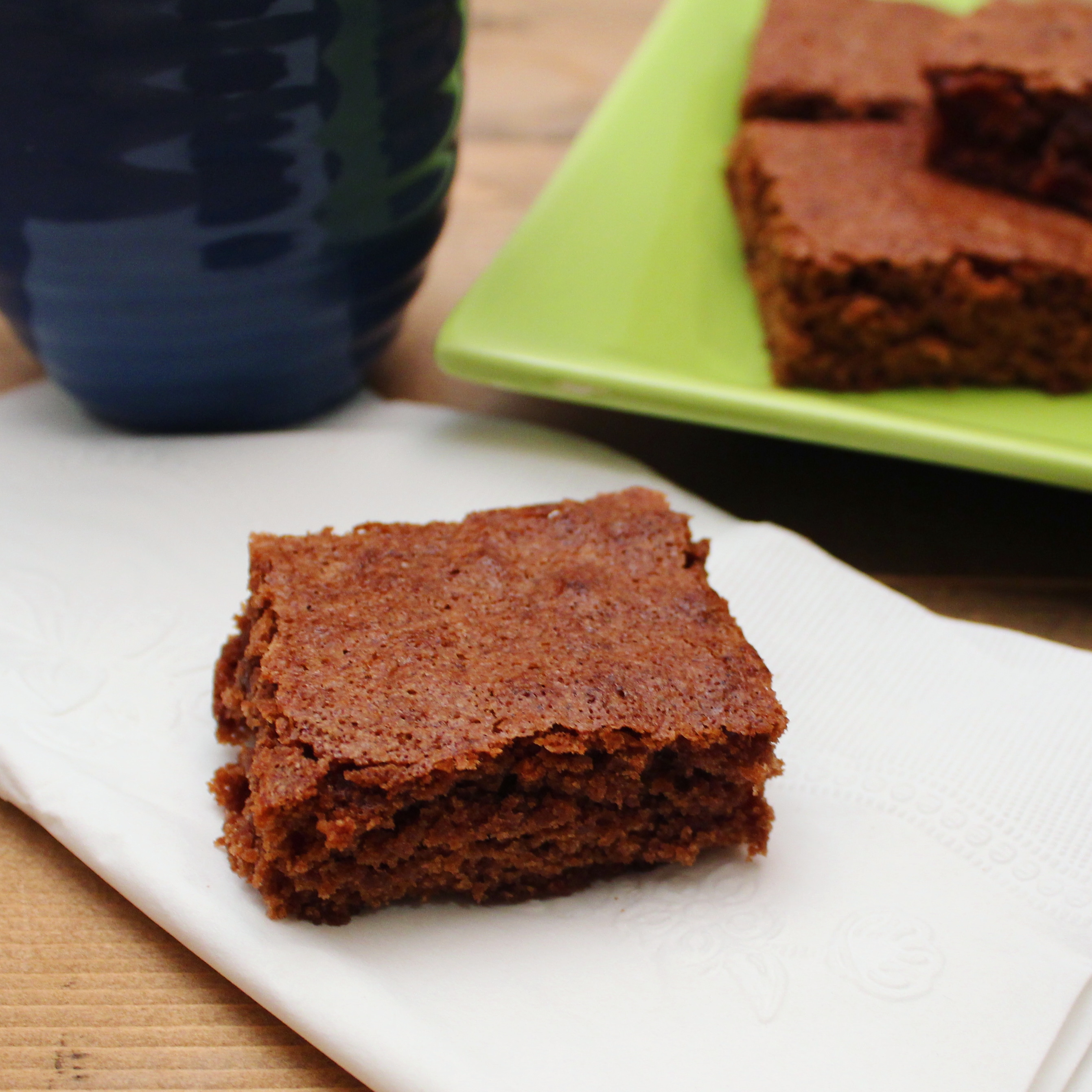 Mish's Homemade Coffee Brownies