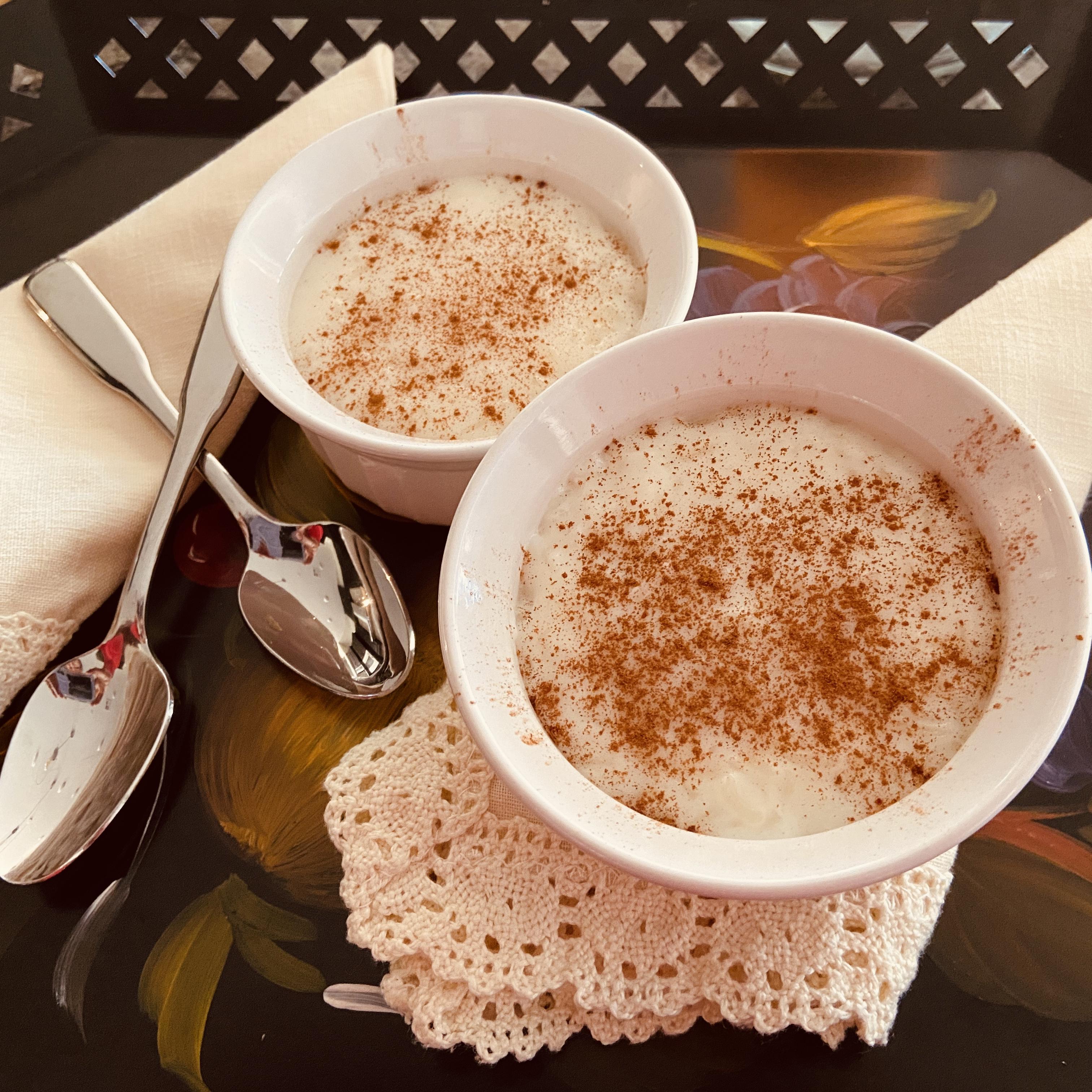 Rizogalo (Greek Rice Pudding) linda