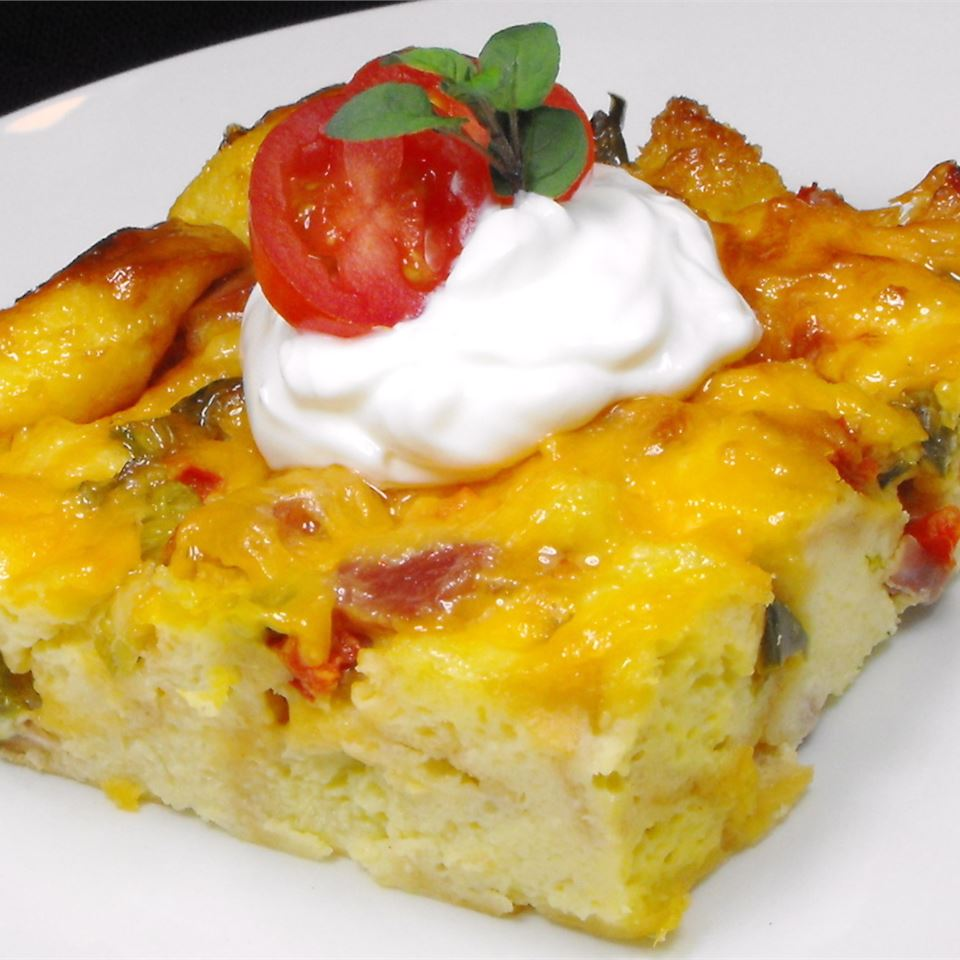 Baked Brunch Omelet