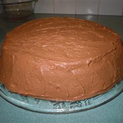 Serano Chocolate Cake