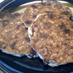 Oatmeal Chocolate Chip Pancakes Holly Arnold