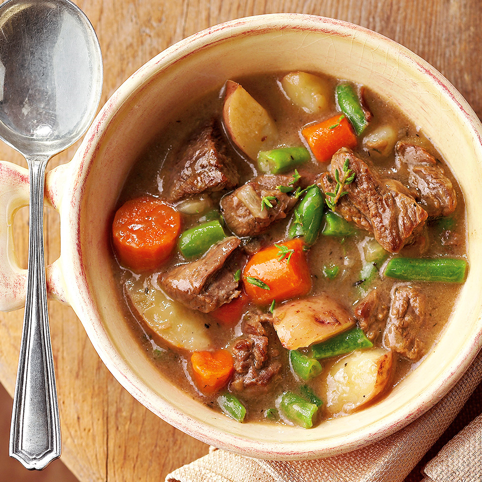 Hearty Vegetable Beef Stew Trusted Brands
