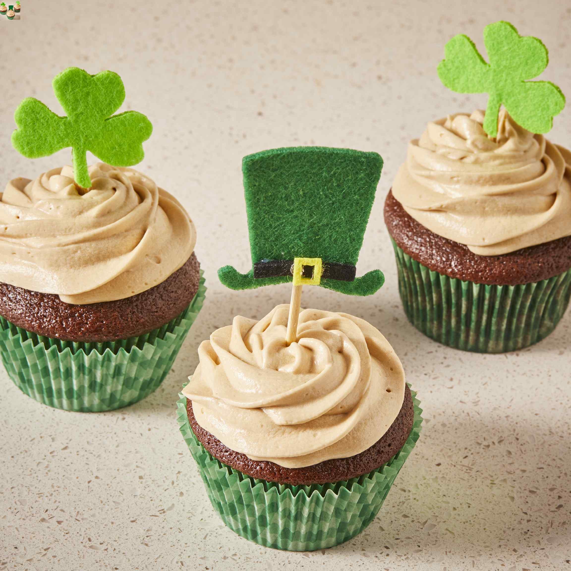 Guinness® Cupcakes with Espresso Frosting Trusted Brands