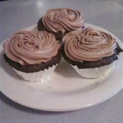Chocolate Cupcakes with Caramel Frosting Lisa Coleman Whitlock