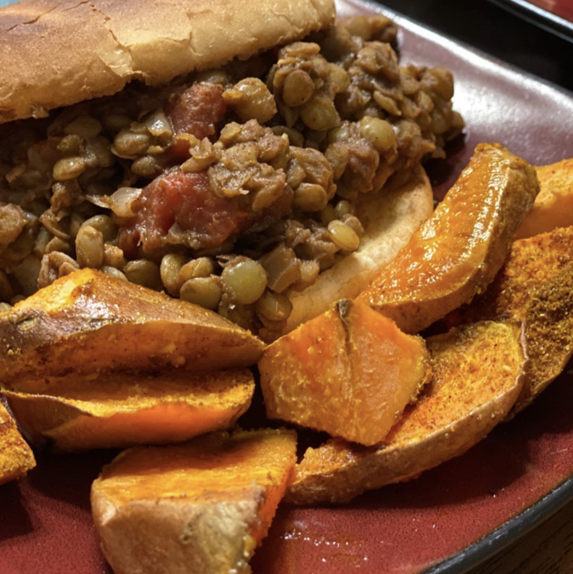 Vegetarian Sloppy Joe supermomalldaylong