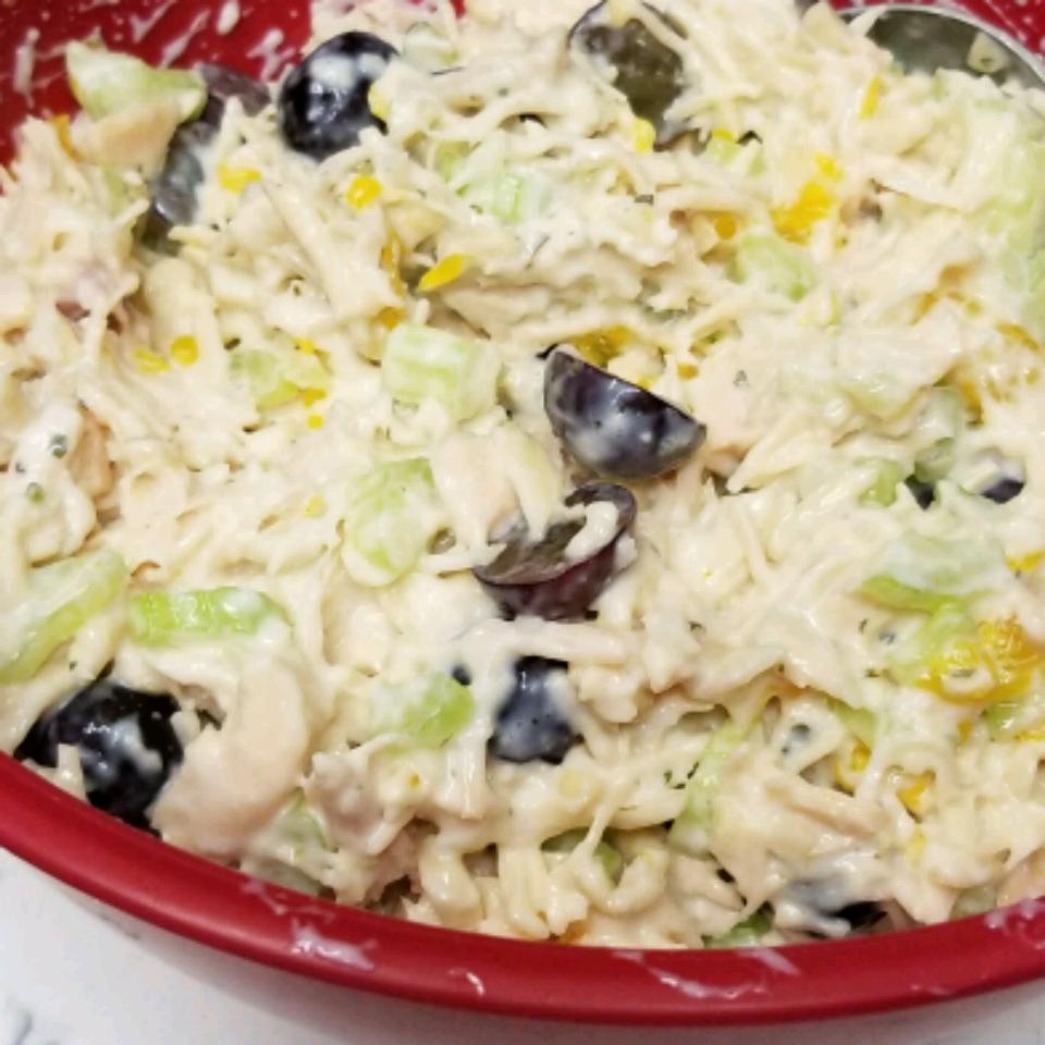 Gourmet Chicken Salad Trish Brunson