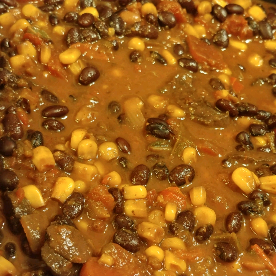 Black Bean Chili Neil Monroe