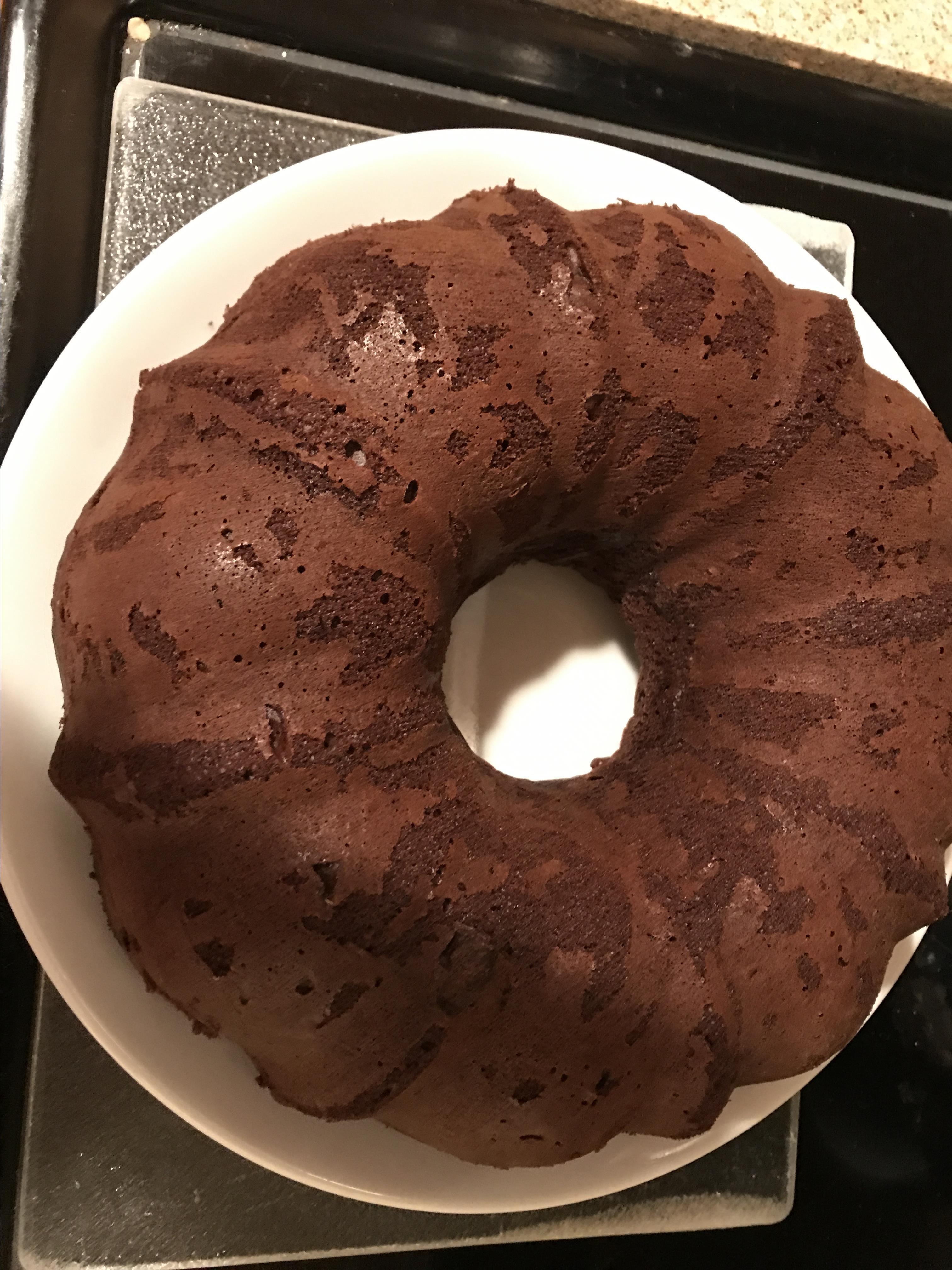Chocolate Bundt® Cake Jocelyn Weinbaum