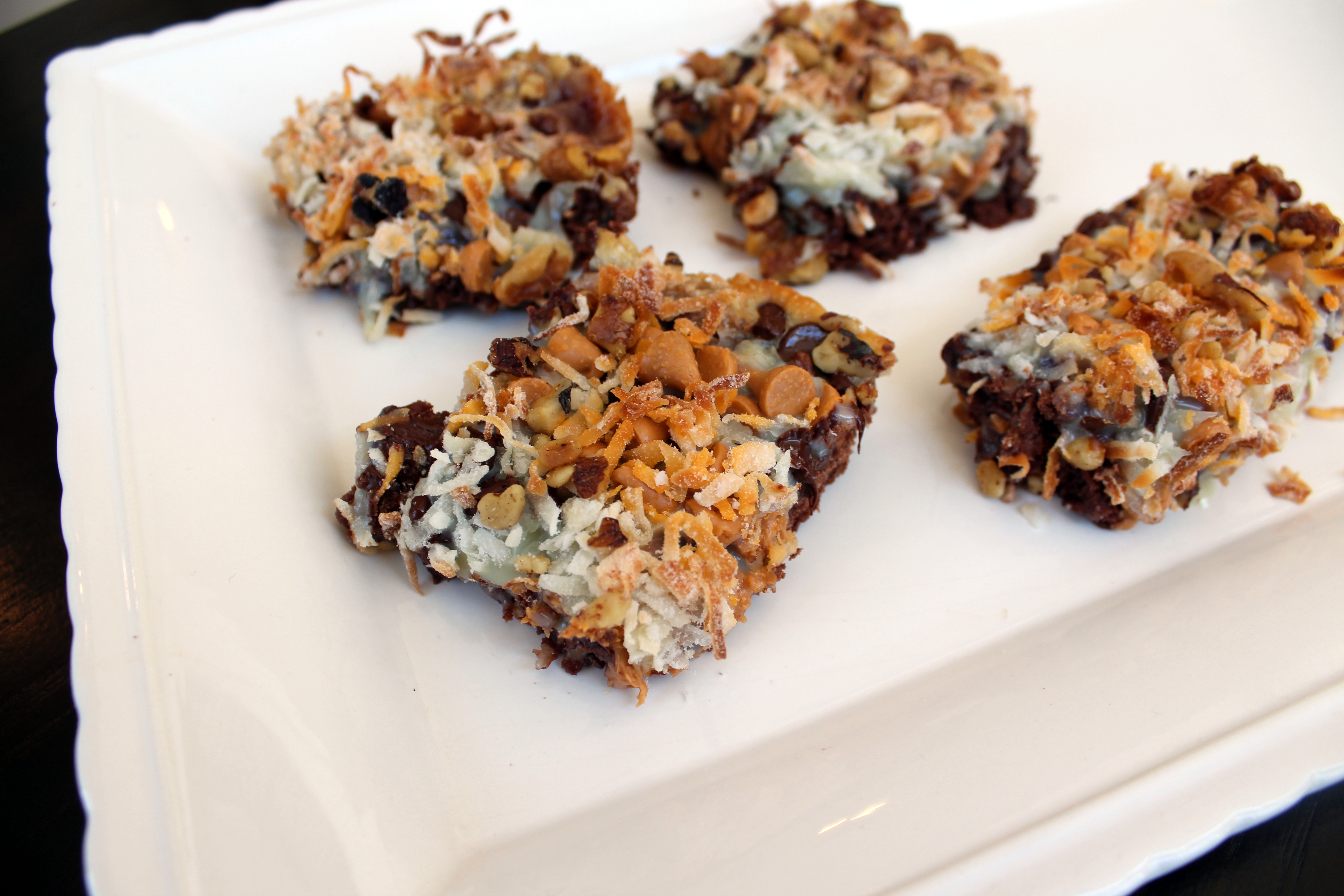 Almost-Candy Easy Bar Cookies Chef Mo