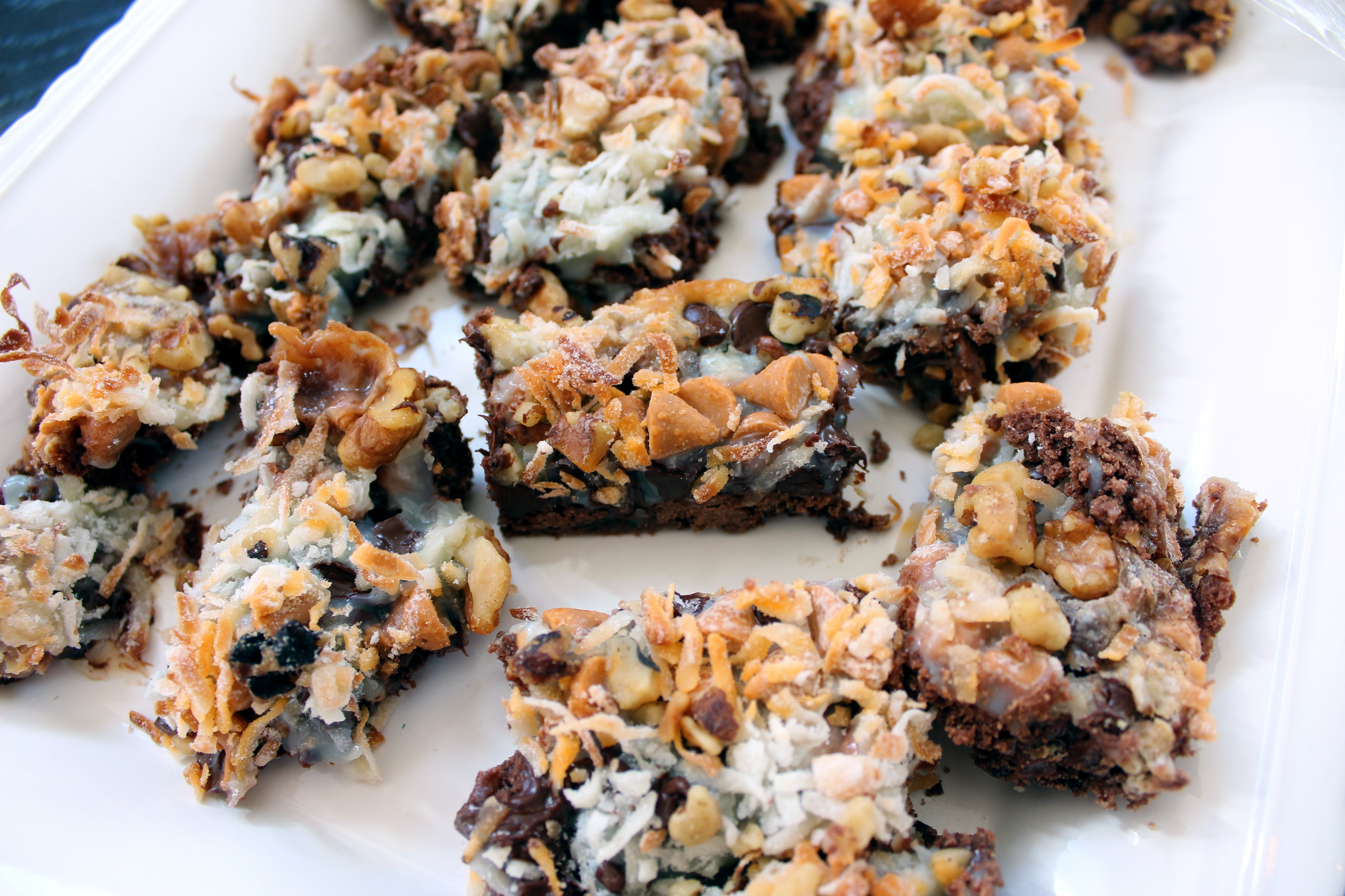 Almost-Candy Easy Bar Cookies