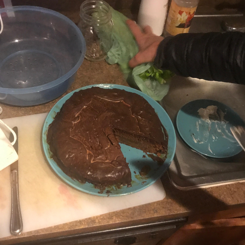 Sacher Torte Elan volk