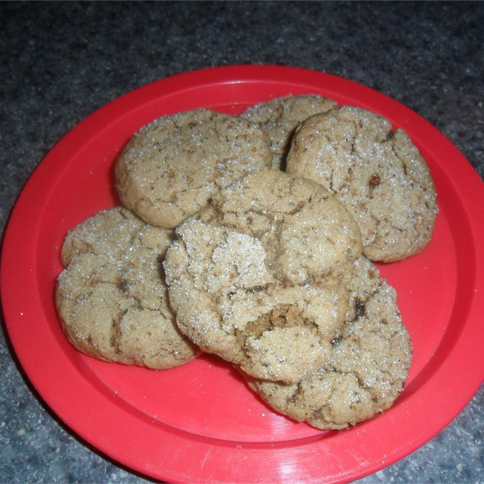 Brazilian Coffee Cookies Maggie-Cat