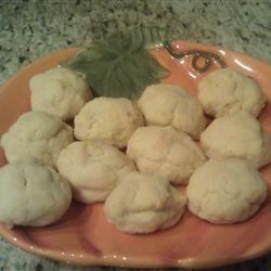 Cornmeal Cookies II BakingBot