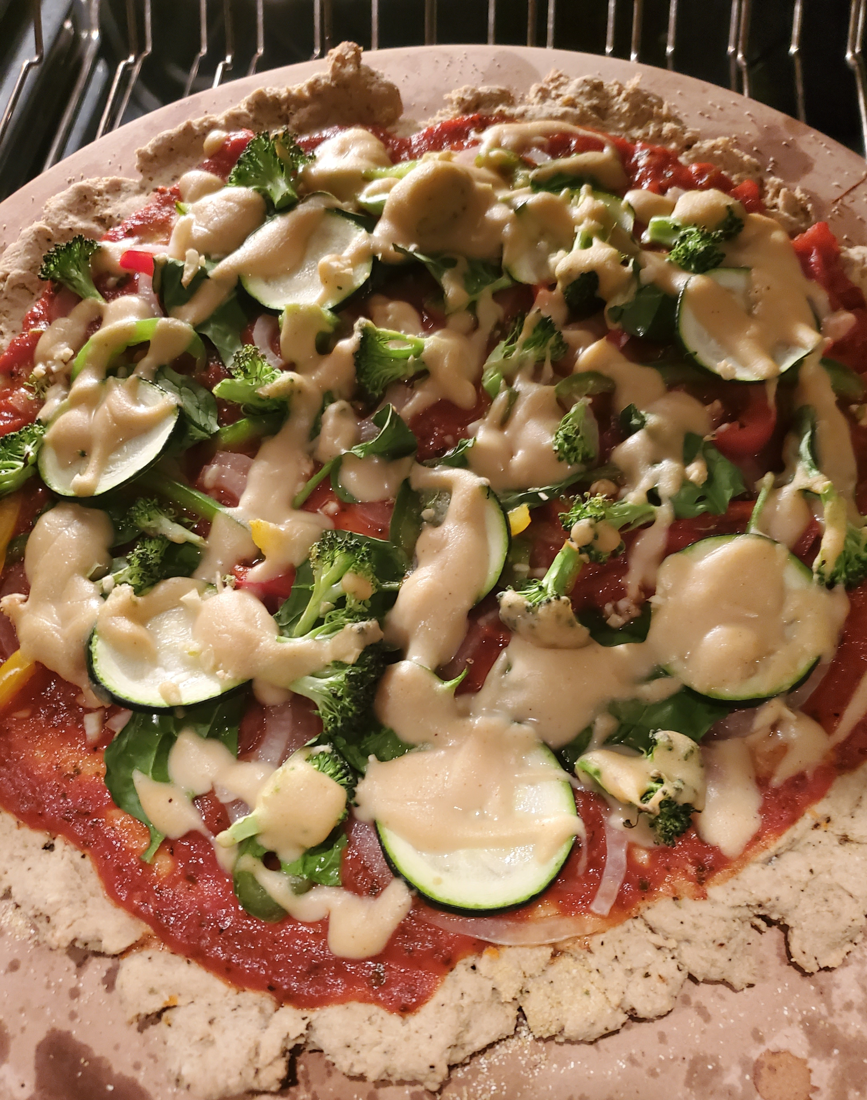 Emily's Gluten-Free Pizza Crust