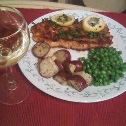 Chicken Piccata I Larryam724