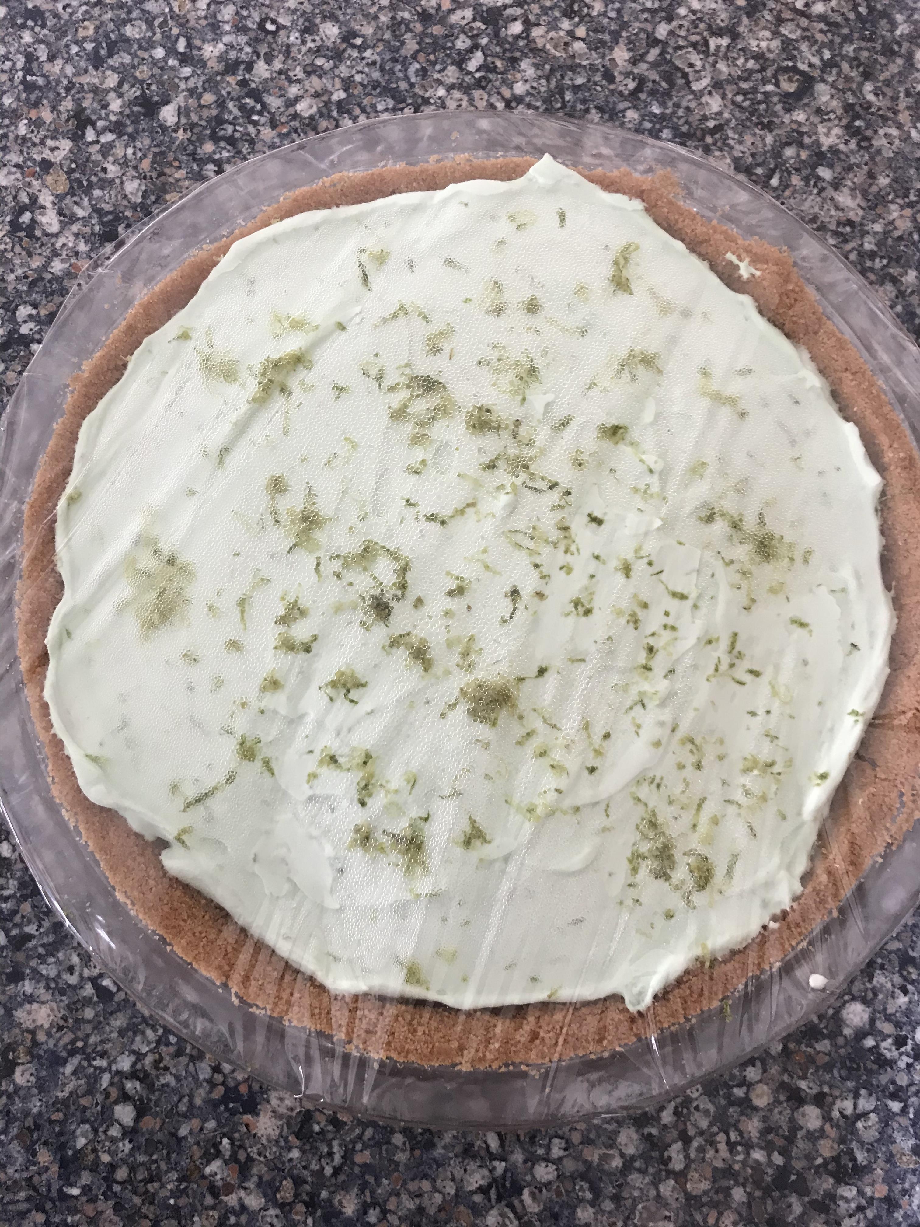 Creamy Lime Pie Fred Allman