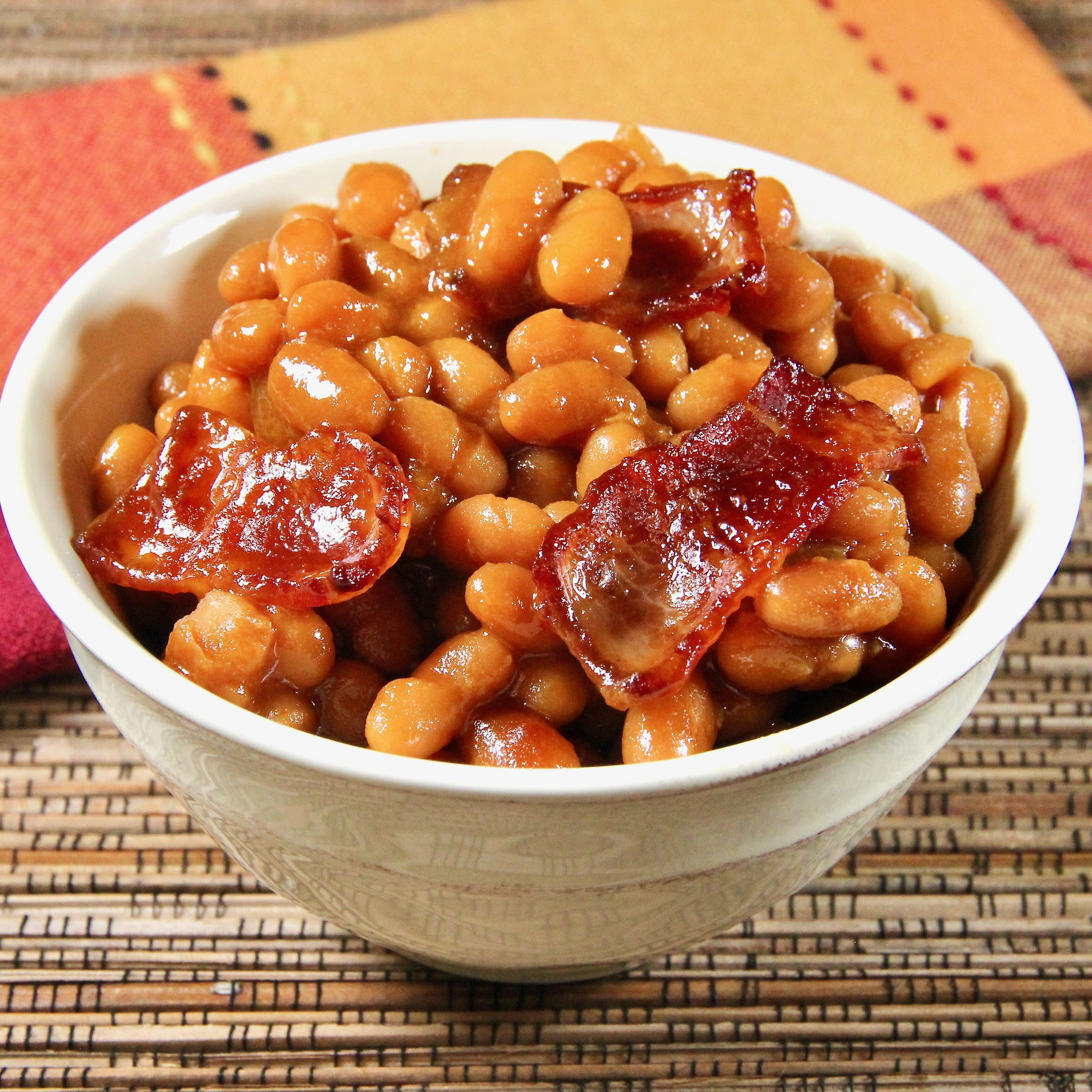 Cowboy Beans Recipe With Bush'S Baked Beans